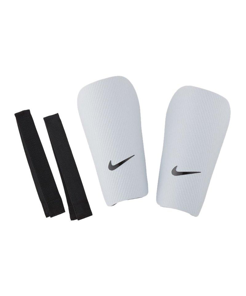 Nike J CE Shin Guards Schienbeinschoner F100 - weiss