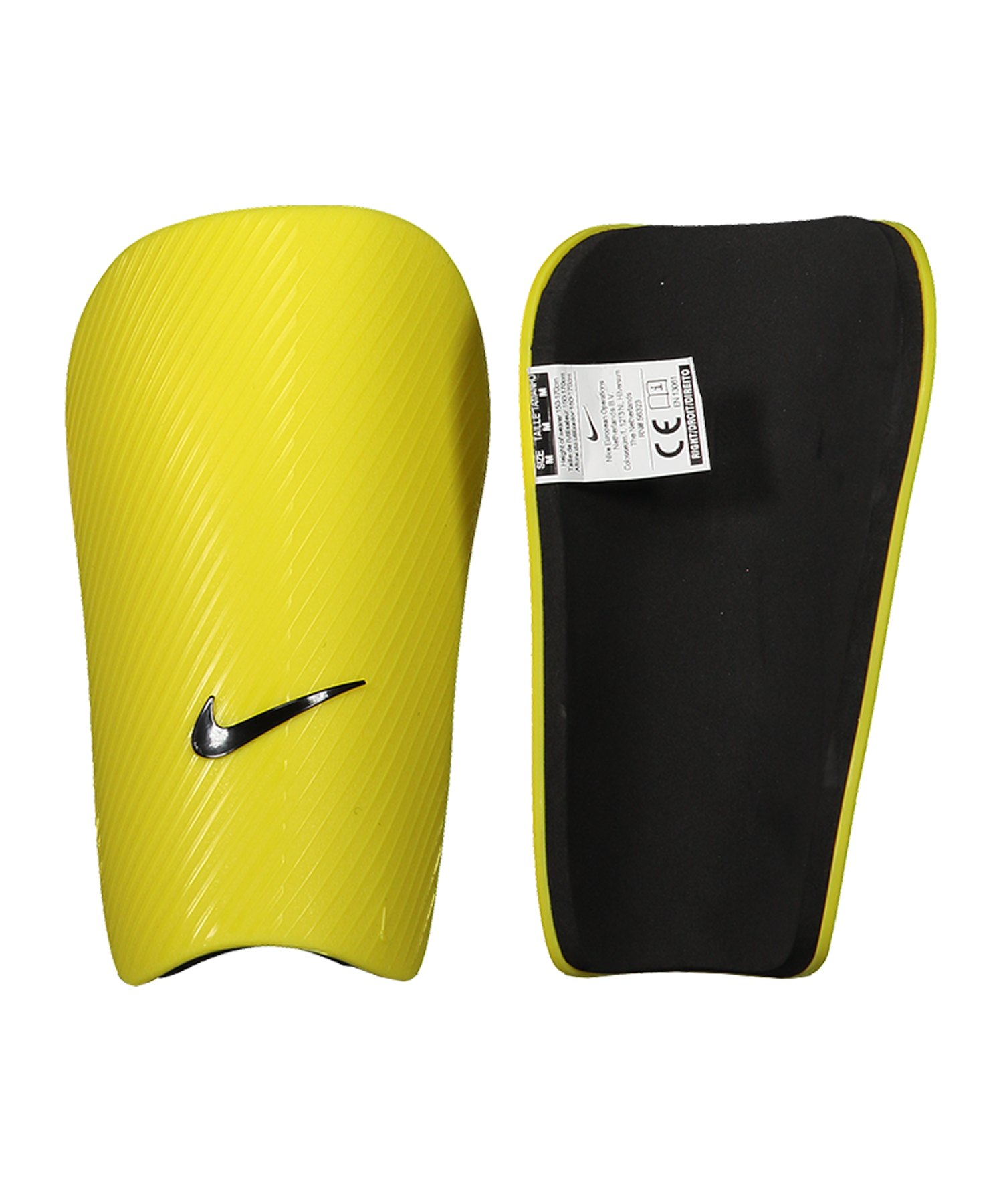 Nike J CE Shin Guards Schienbeinschoner F731 - gelb