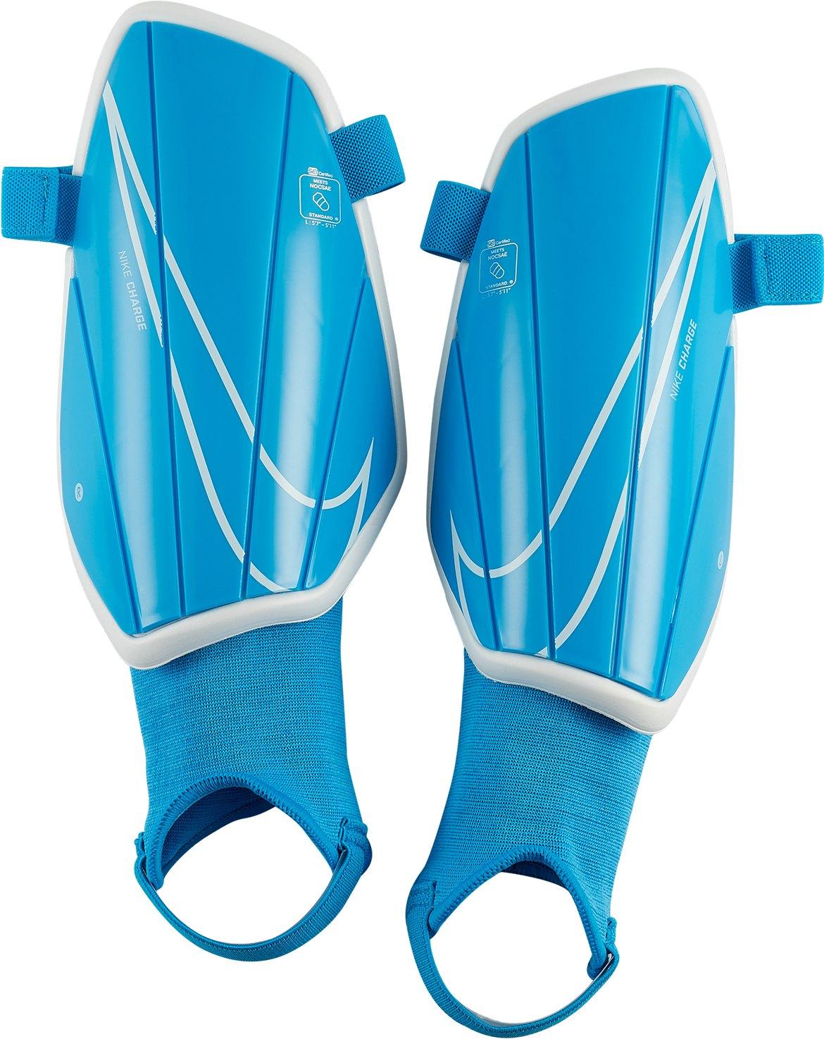 Nike Charge Schienbeinschoner F486 - blau