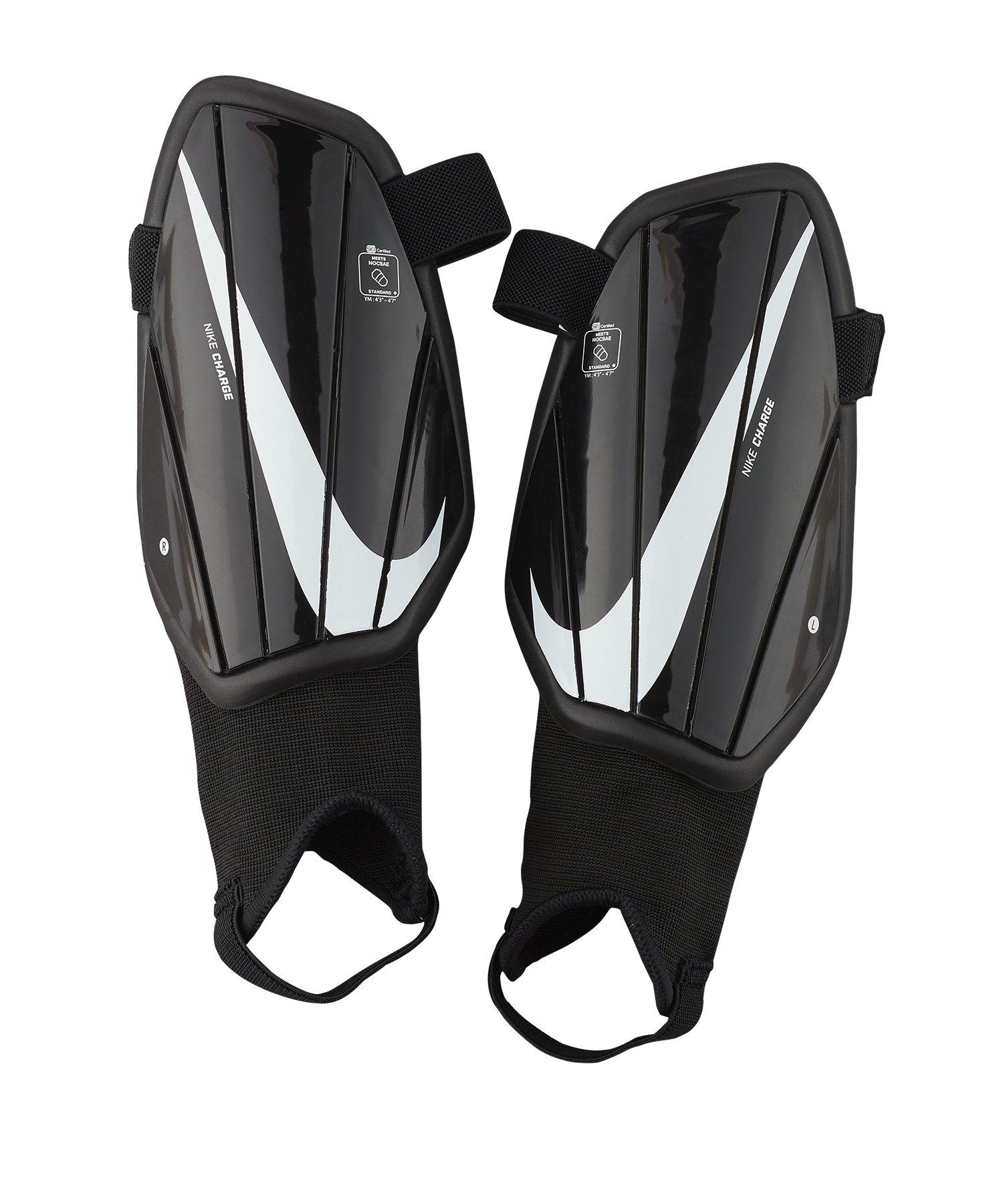 Nike Youth Charge Schienbeinschoner Kids F010 - schwarz