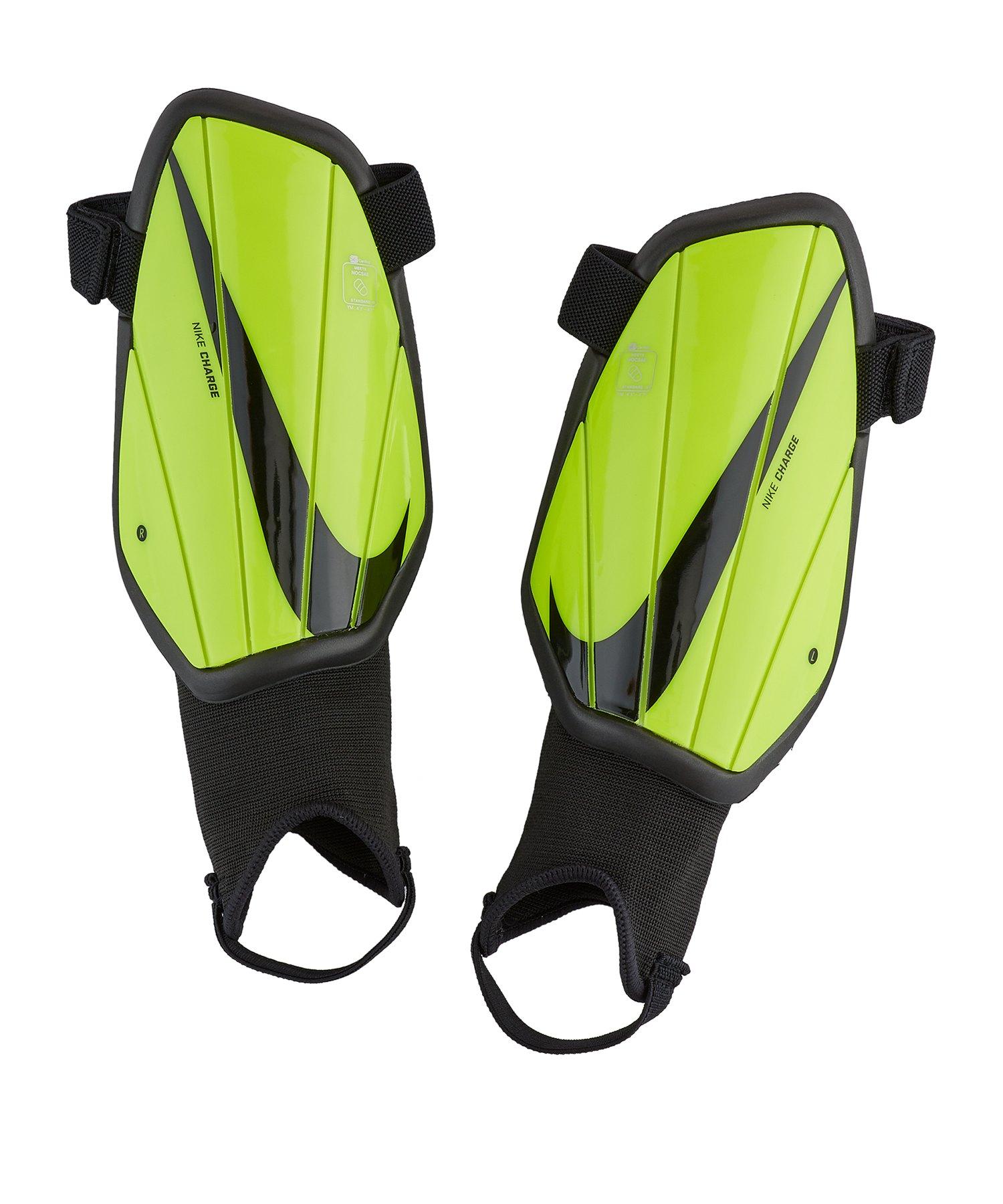 Nike Youth Charge Schienbeinschoner Kids F702 - Gelb