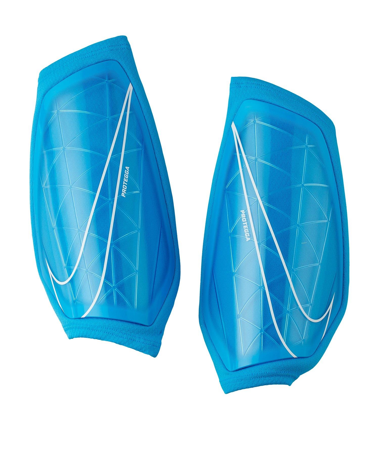 Nike Protegga Flex Schienbeinschoner F486 - blau