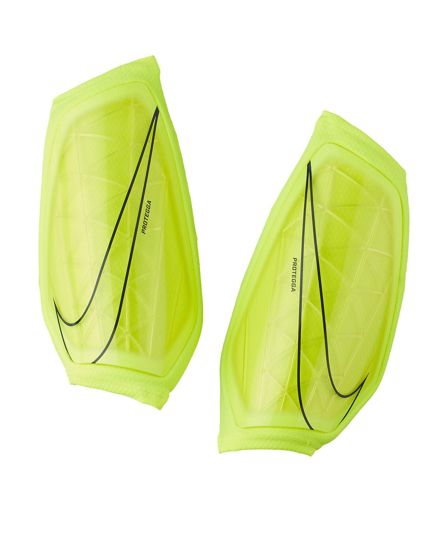 Nike Protegga Flex Schienbeinschoner Gelb F702 - gelb