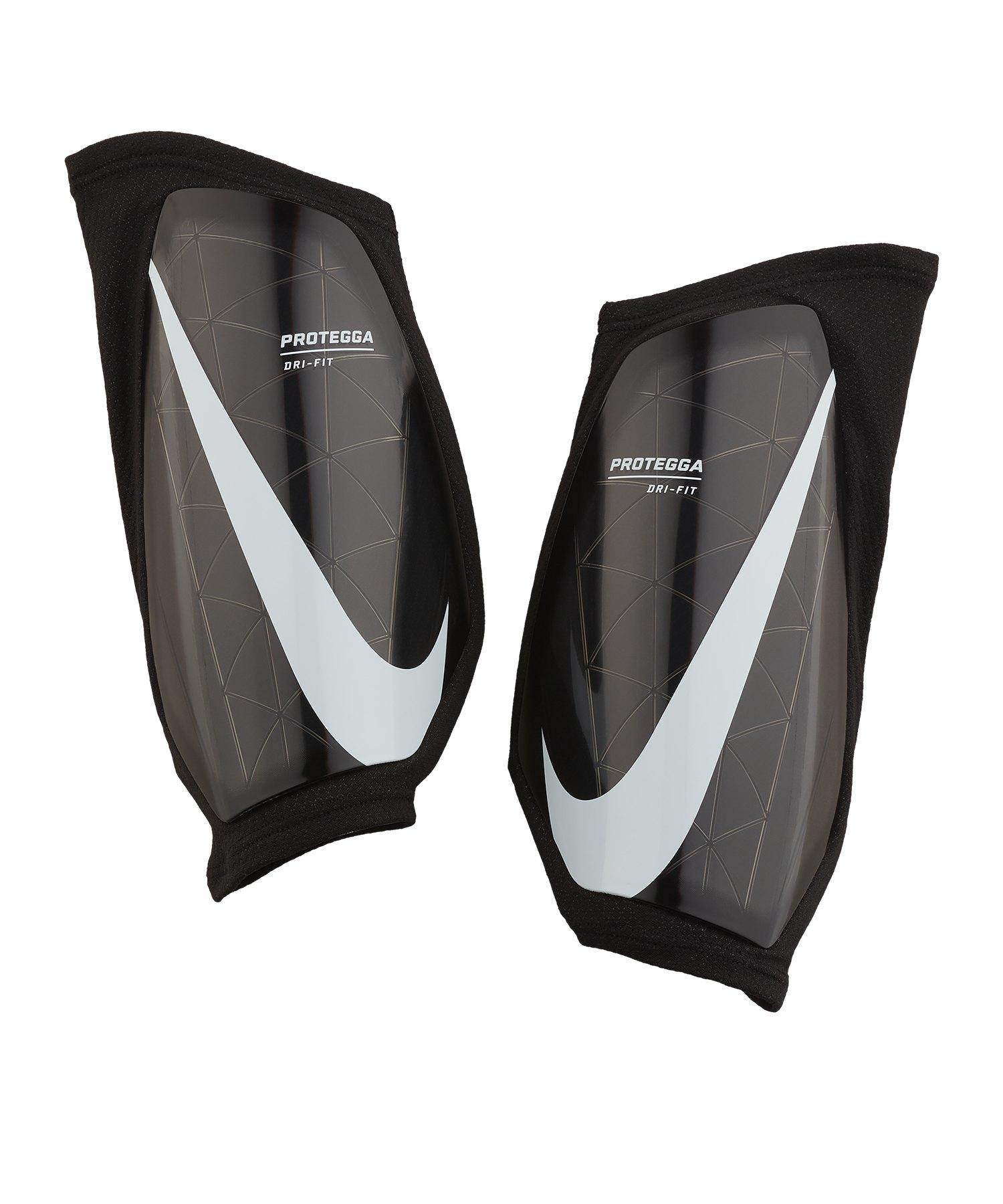Nike Protegga Flex Schienbeinschoner Schwarz F061 - schwarz