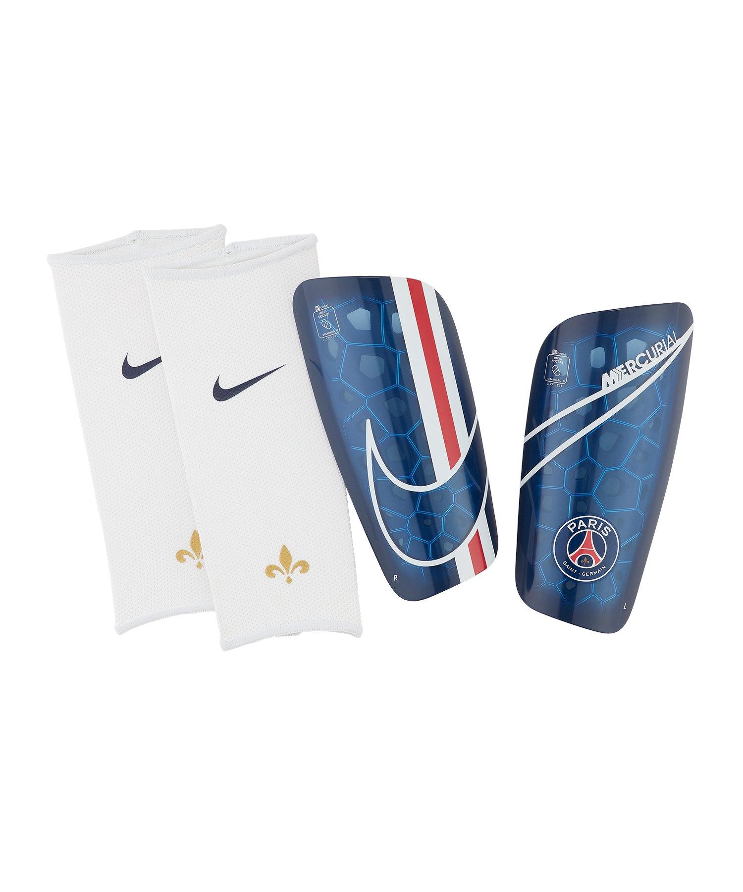 Nike Paris St. Germain Mercurial Lite Schoner F410 - blau