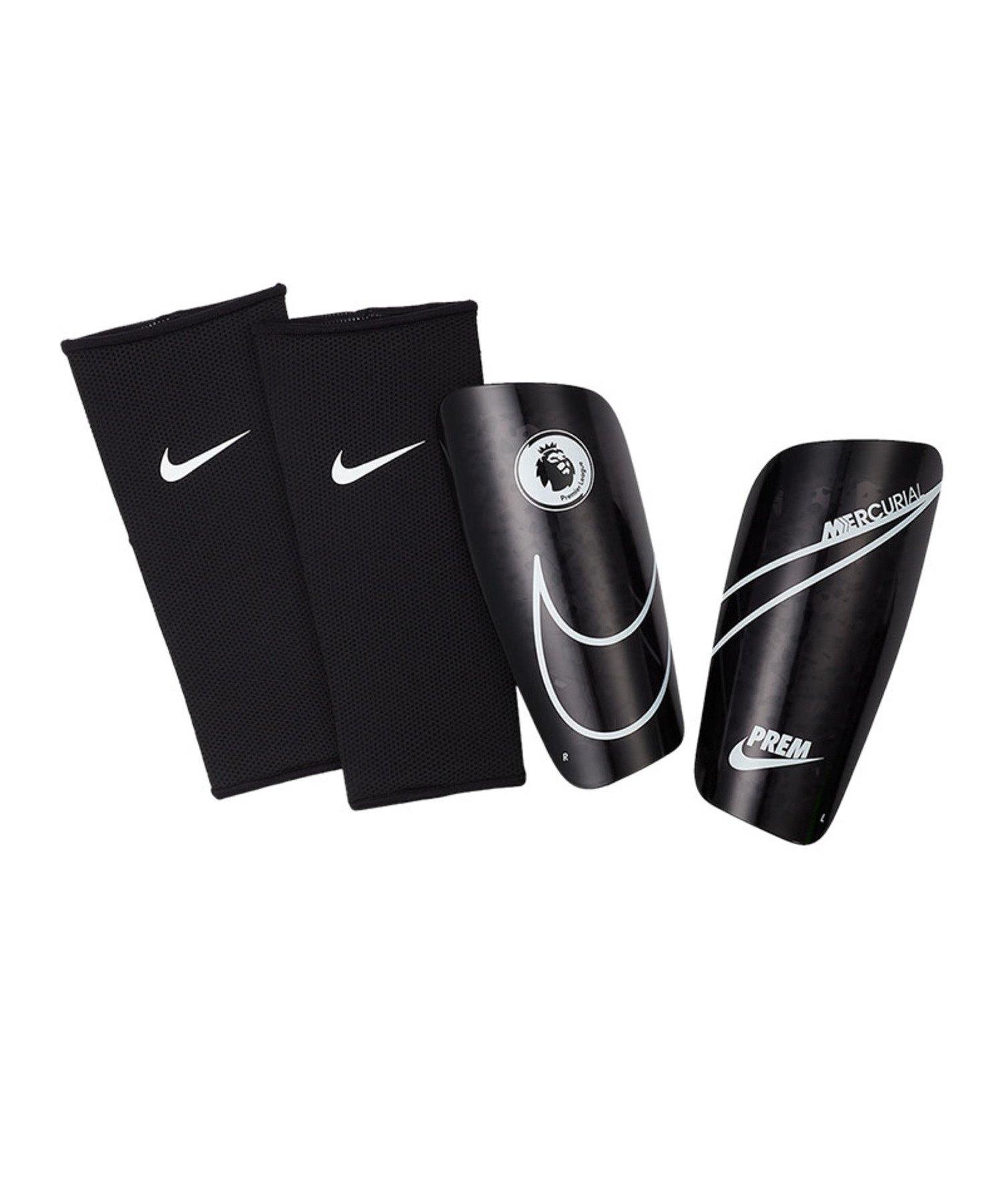 Nike Mercurial Lite Schienbeinschoner Schwarz F010 - schwarz