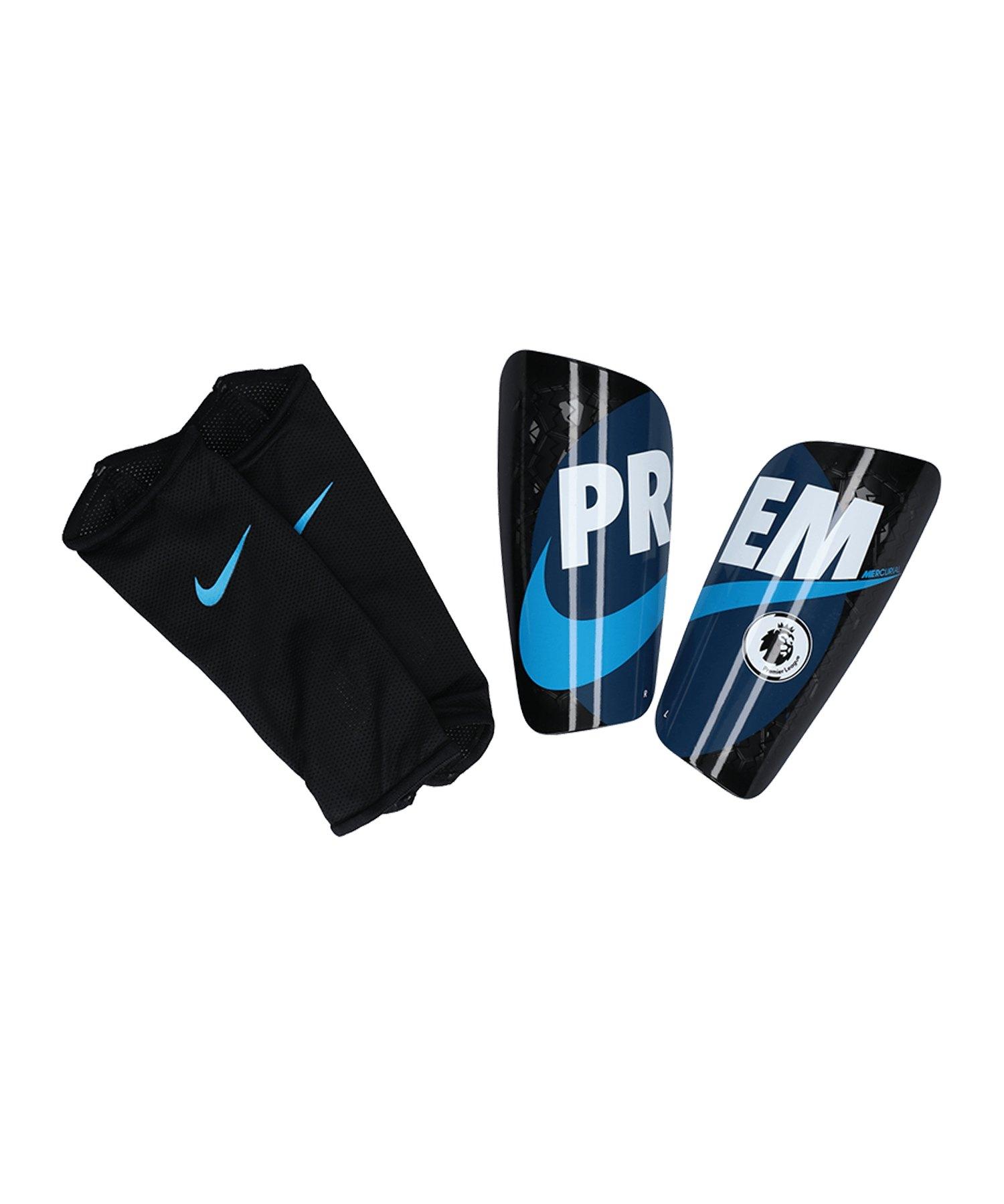 Nike Mercurial Schienbeinschoner Schwarz F010 - schwarz