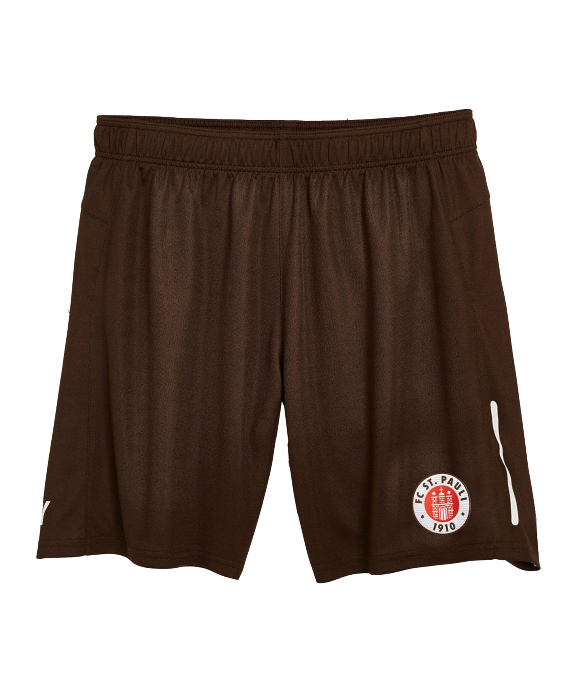 DIIY FC St. Pauli Short Home 2021/2022 Braun - braun