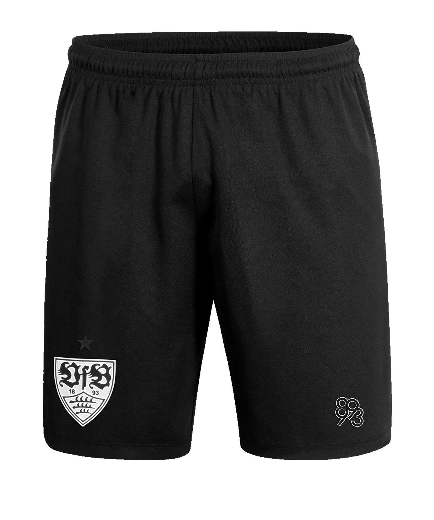 Jako VfB Stuttgart Short 3rd 2019/2020 Kids Schwarz F08 - schwarz