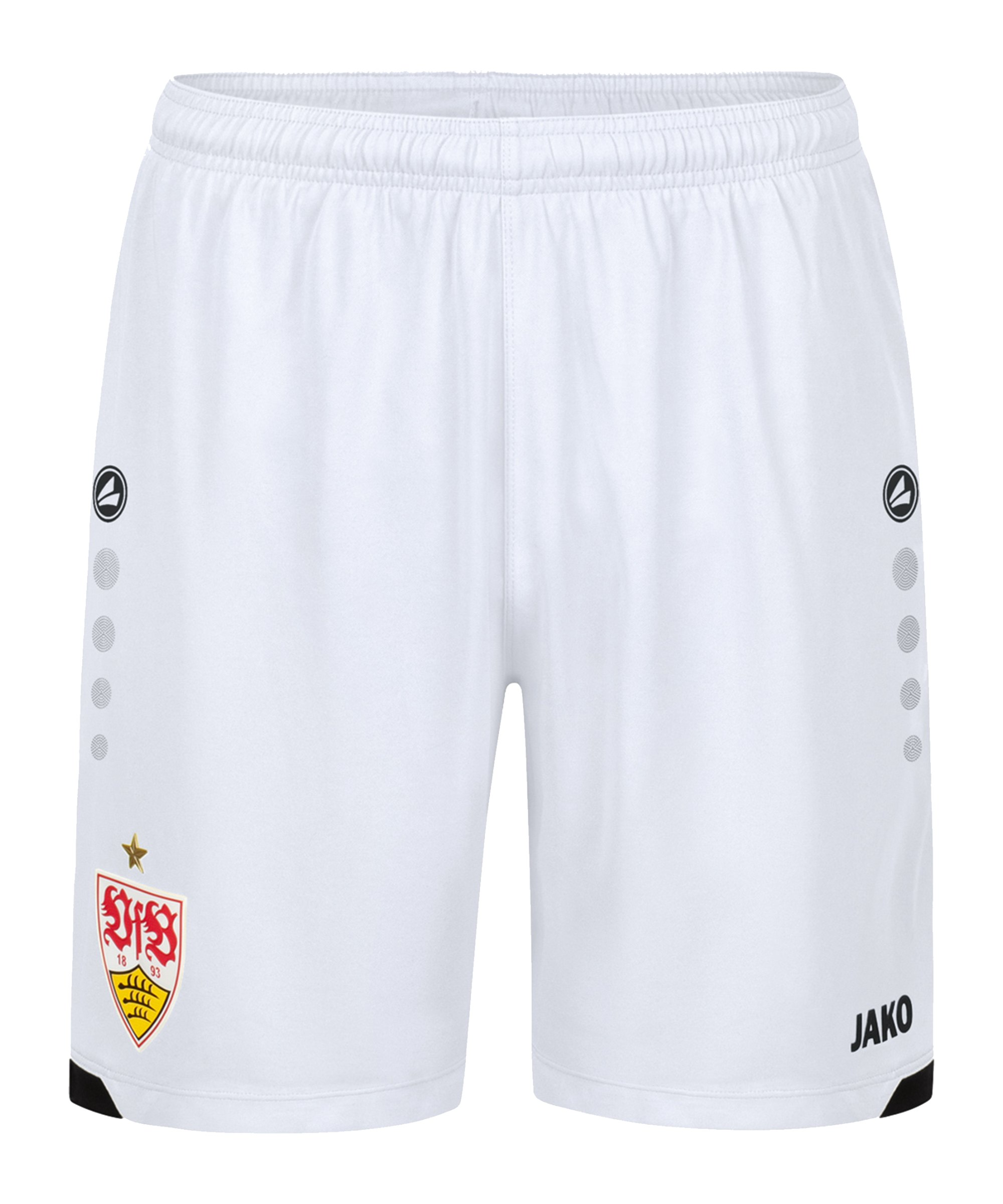 JAKO VfB Stuttgart Short Home 2021/2022 Weiss F00 - weiss