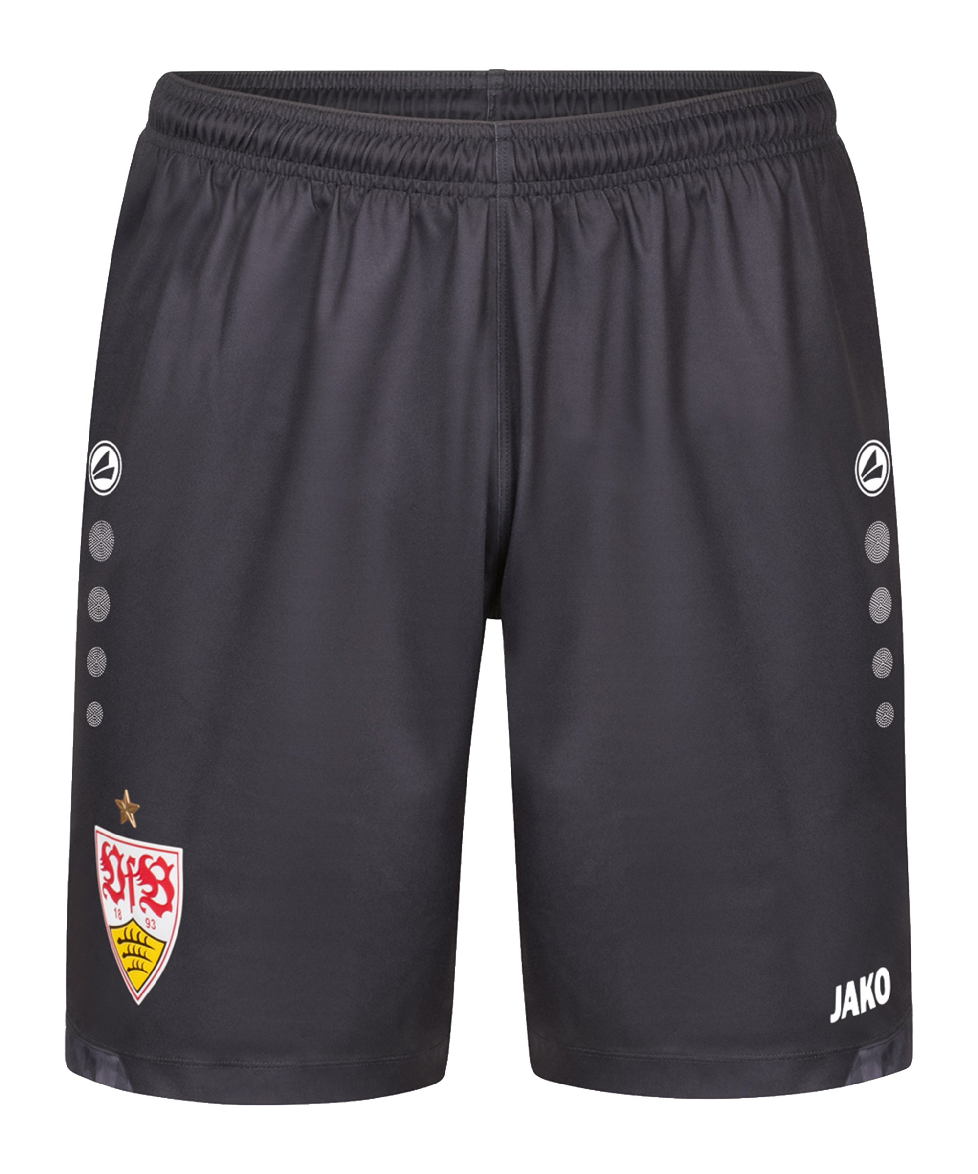 JAKO VfB Stuttgart Short 3rd 2021/2022 Grau F830 - grau