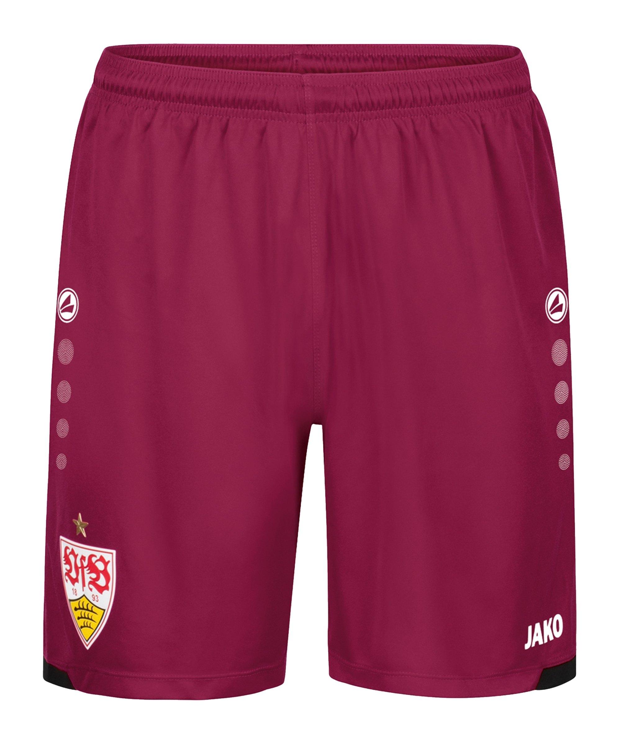 JAKO VfB Stuttgart TW-Short Away 2021/2022 Kids F612 - lila
