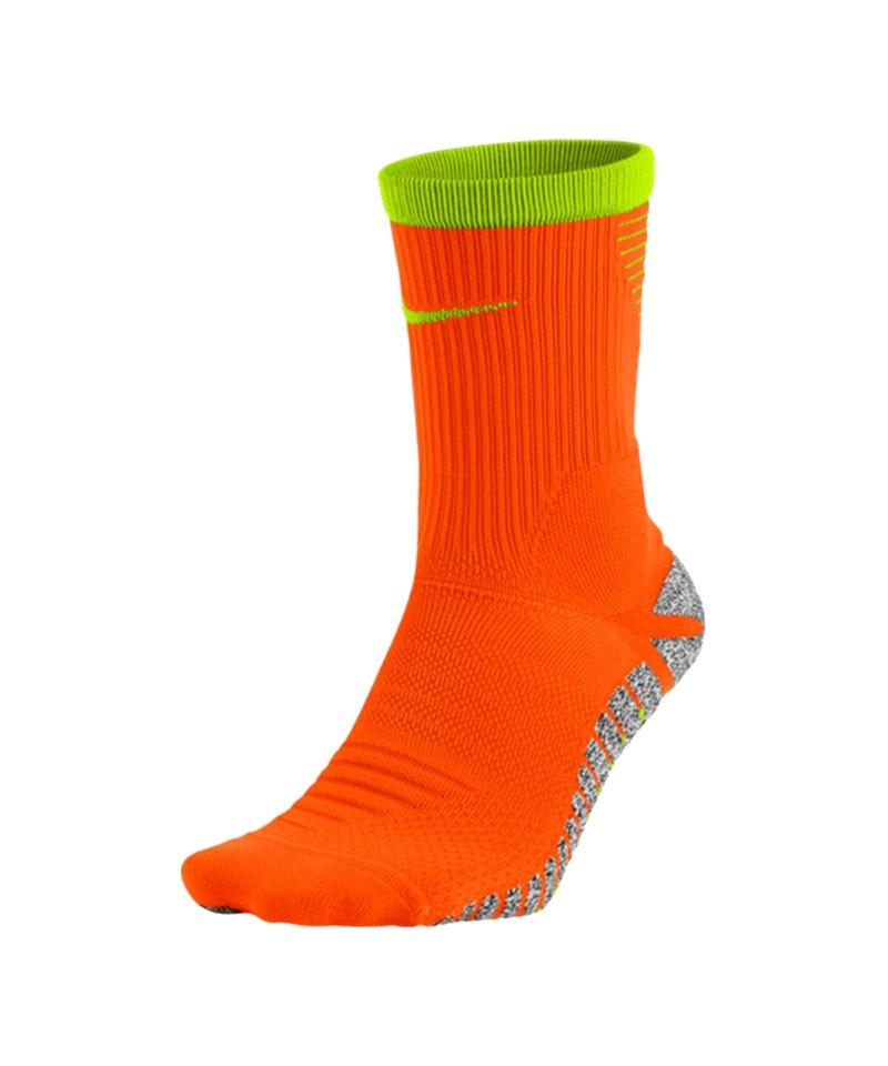 Nike Grip Strike Lightweight Crew Socks F804 - orange