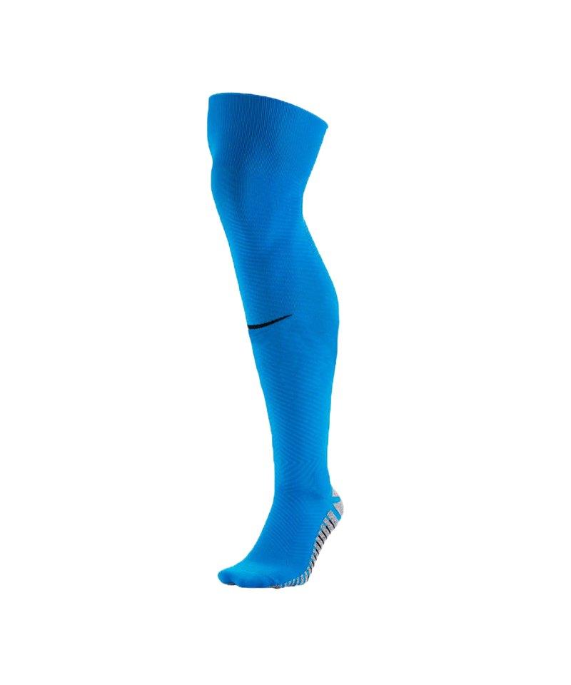 Nike Fussballstutzen Grip Strike Light OTC F455 - blau