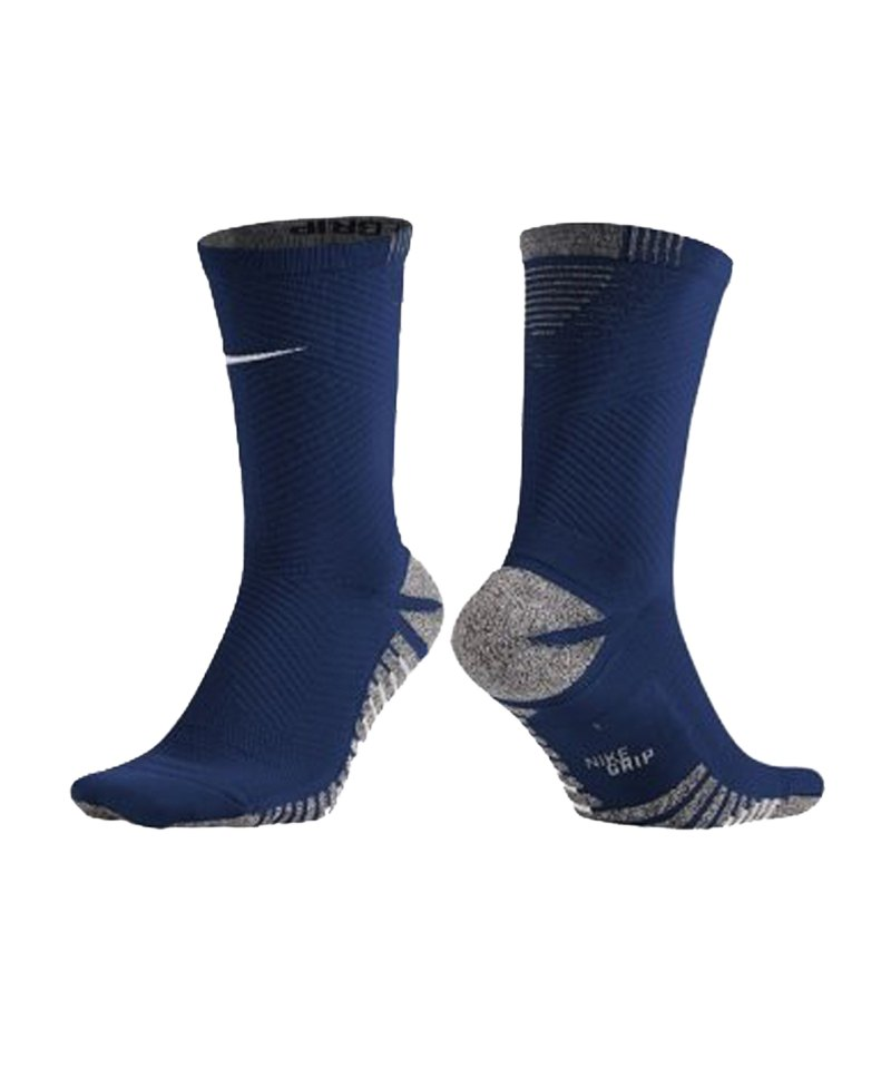 Nike Socken Grip Strike Light Crew Football F455 - blau