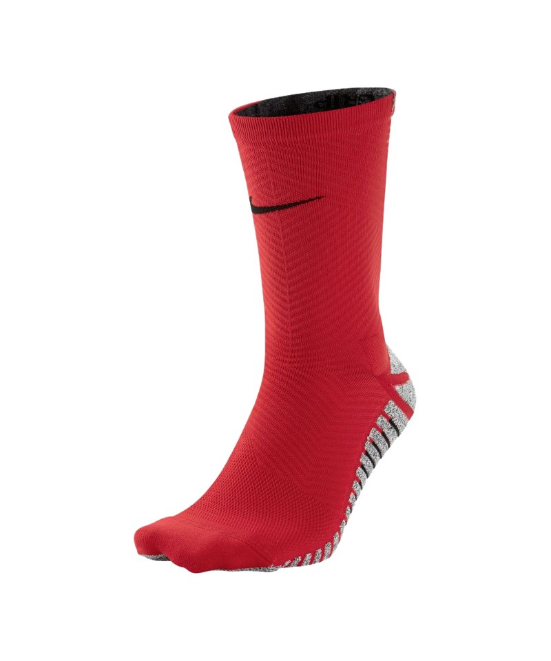 Nike Socken Grip Strike Light Crew Football F657 - rot