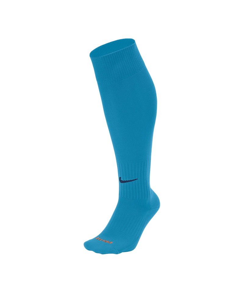 Nike Classic II Cushion OTC Football Socken F482 - blau