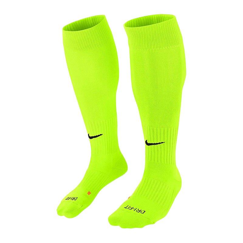 Nike Classic II Cushion OTC Football Socken F702 - gelb