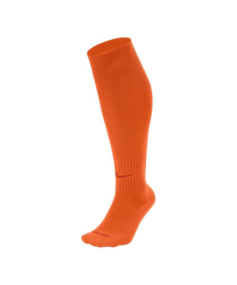 Nike Classic II Cushion OTC Football Socken F806 - orange