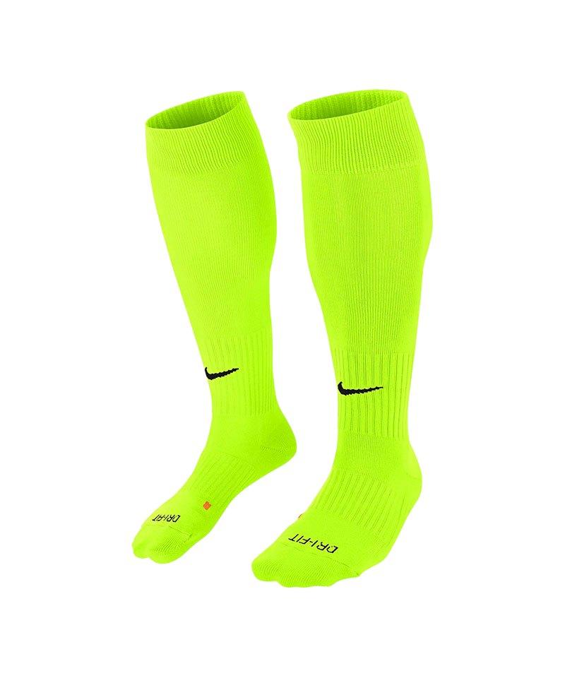 Nike Classic II Cushion OTC Stutzen Gelb F702 - gelb