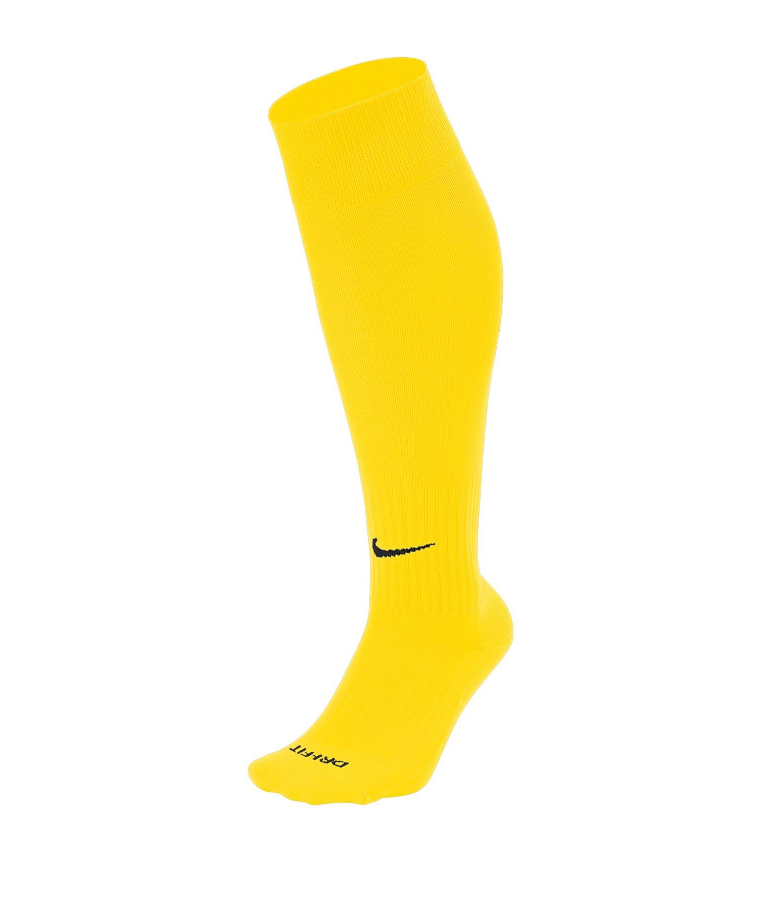 Nike Classic II Cushion OTC Stutzen Gelb F719 - gelb