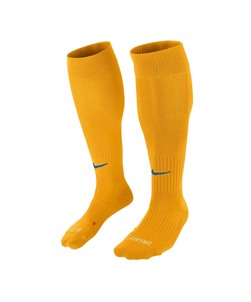 Nike Socken Classic II Cushion OTC Football F740 - gelb