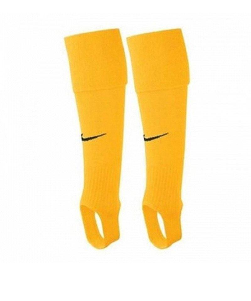 Nike Stegstutzen Perf Sleeve Gelb F739 - gelb
