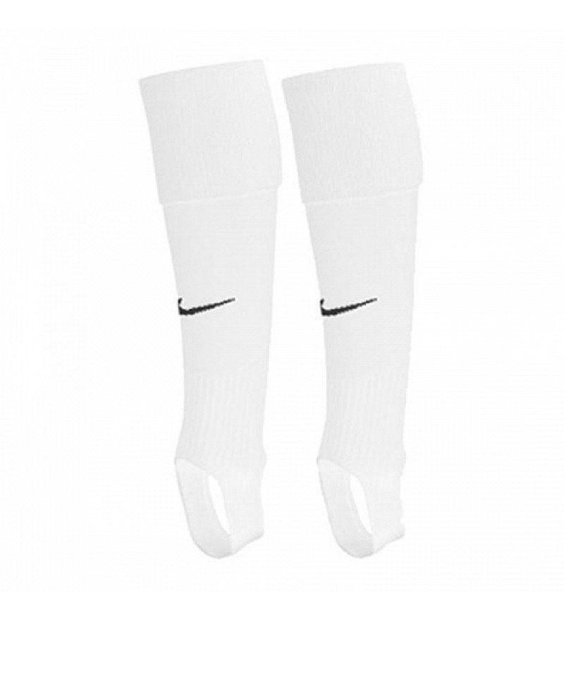 Nike Stegstutzen Perf Sleeve Weiss F100 - weiss