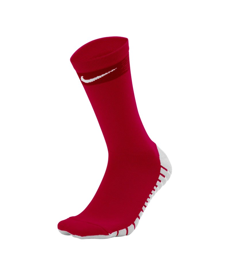 Nike Team Matchfit Crew Socken Rot F657 - rot