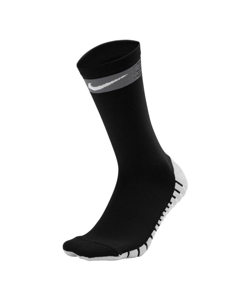 Nike Team Matchfit Crew Socken Schwarz F010 - schwarz