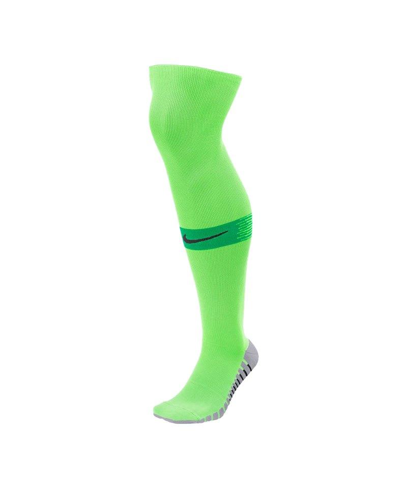 Nike Team Matchfit OTC Sockenstutzen Grün F398 - gruen