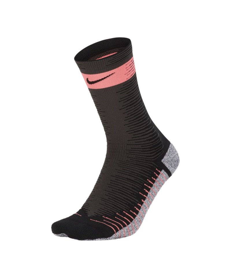Nike Grip Strike Light Crew Socken WC18 F011 - schwarz