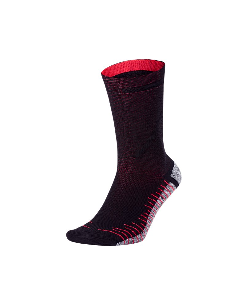 Nike Grip CR7 Crew Socks Socken Schwarz F010 - schwarz