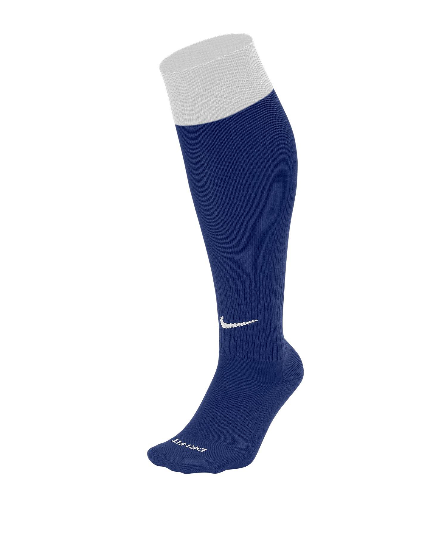 Nike Classic II 2.0 Team Stutzen Blau F463 - blau