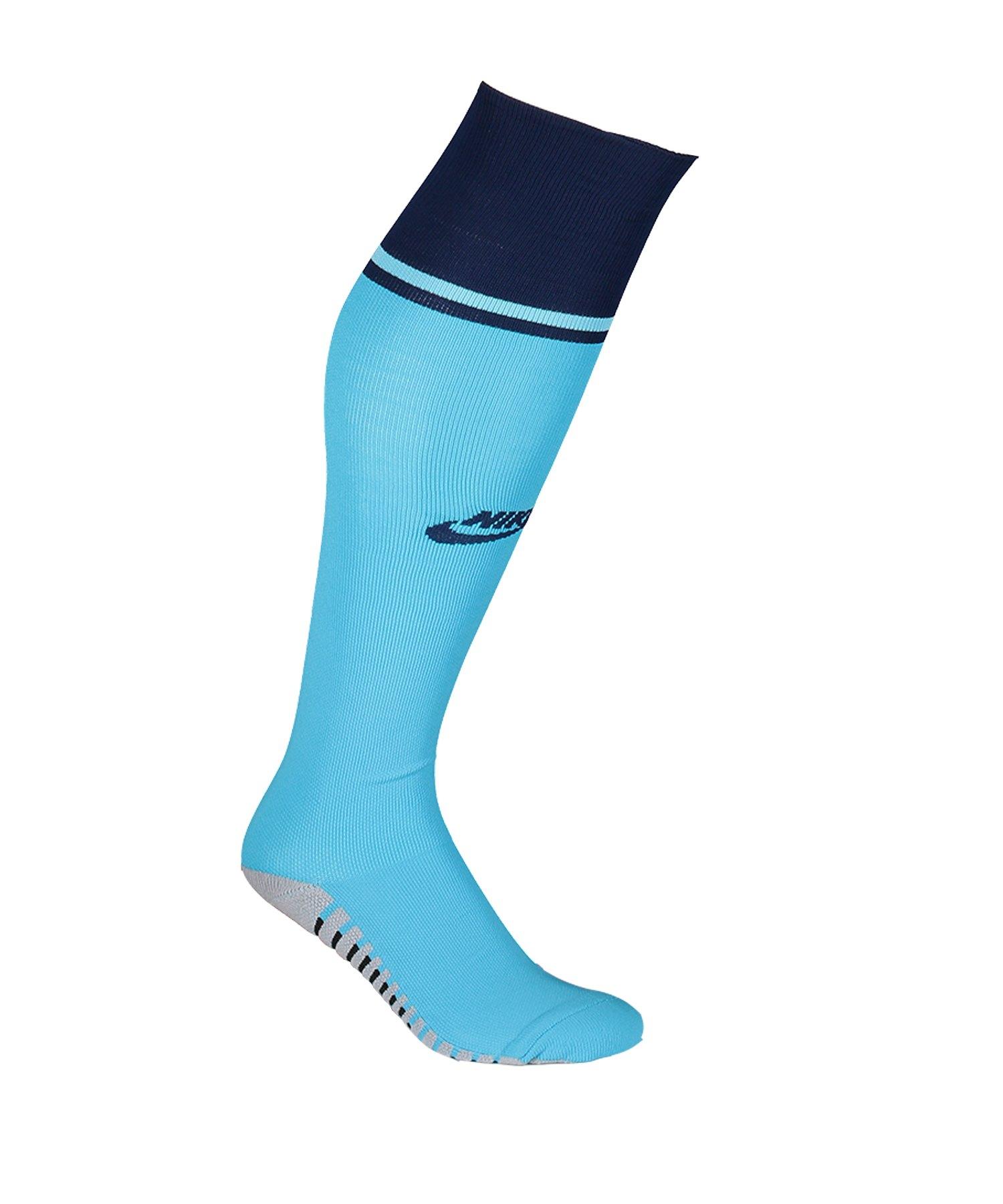 Nike Tottenham Hotspur Stutzen UCL 2019/2020 F486 - blau