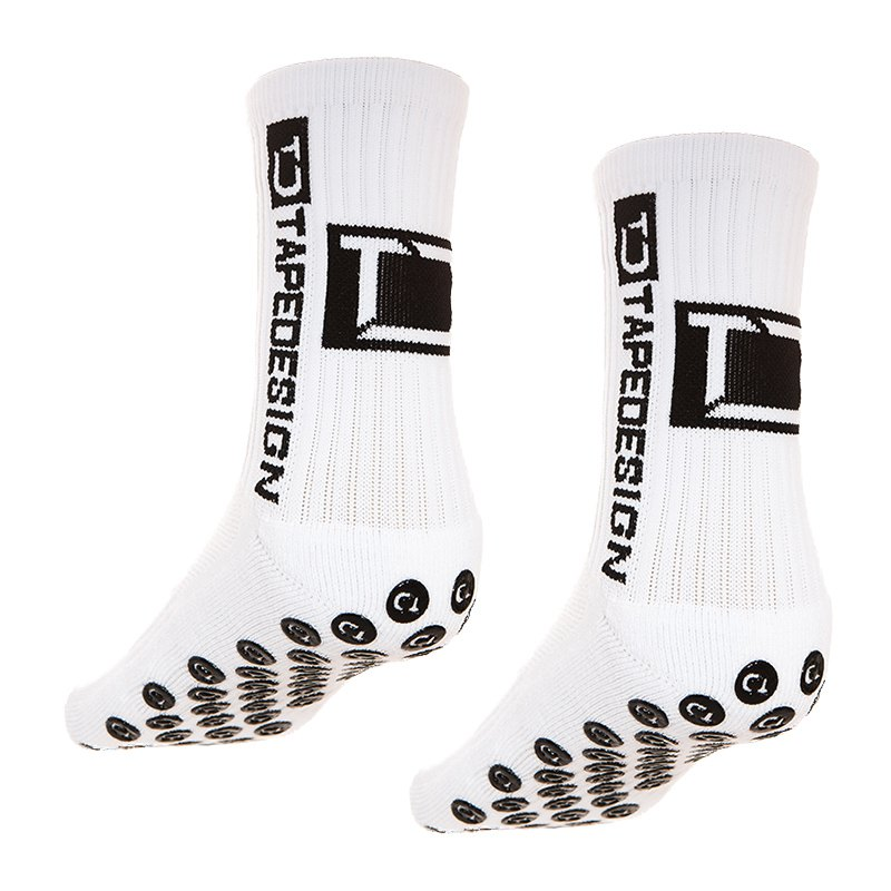 Tapedesign Socks Socken 2er Set Weiss F001 - weiss