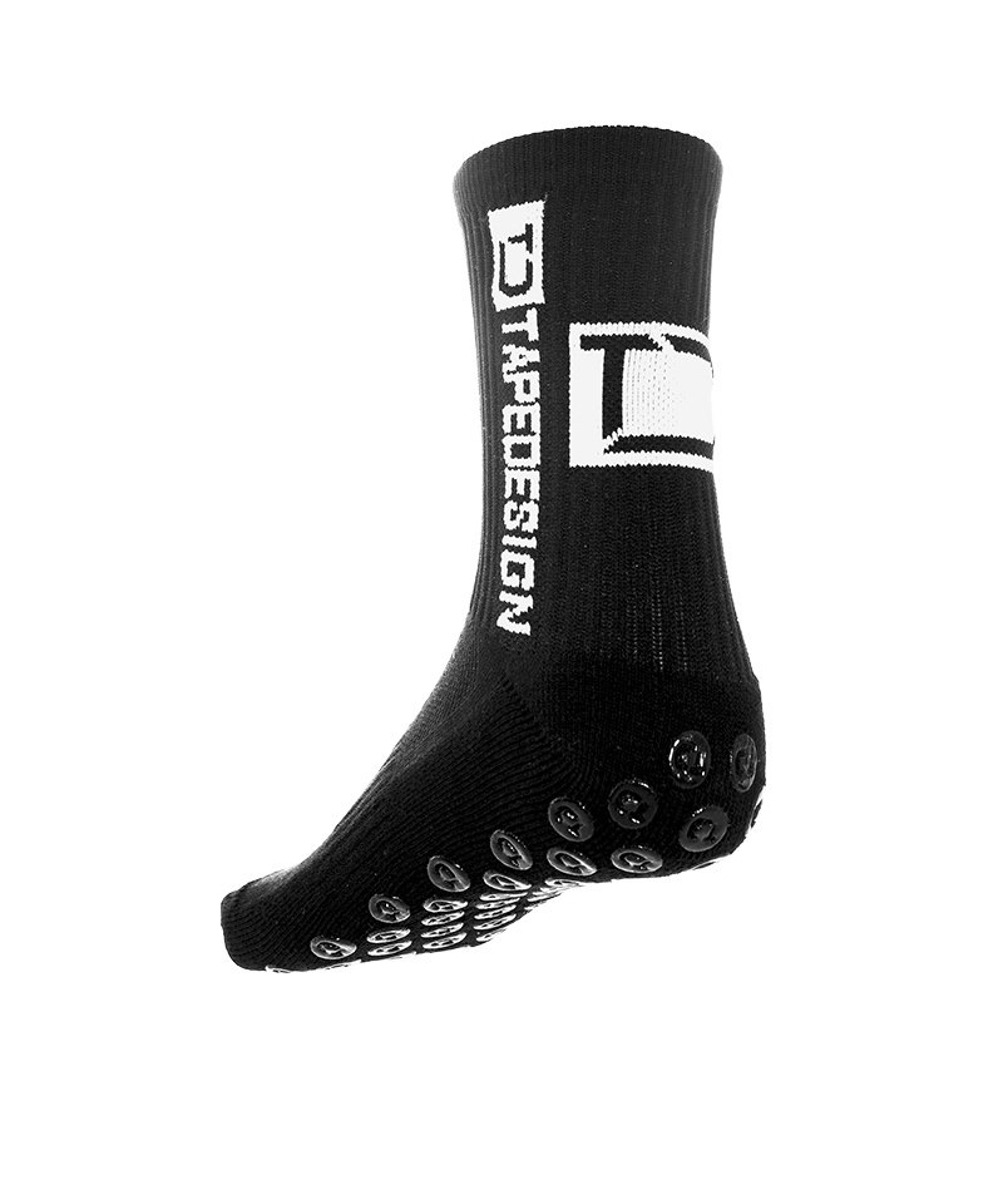 Tapedesign Socks Socken Schwarz F002 - schwarz