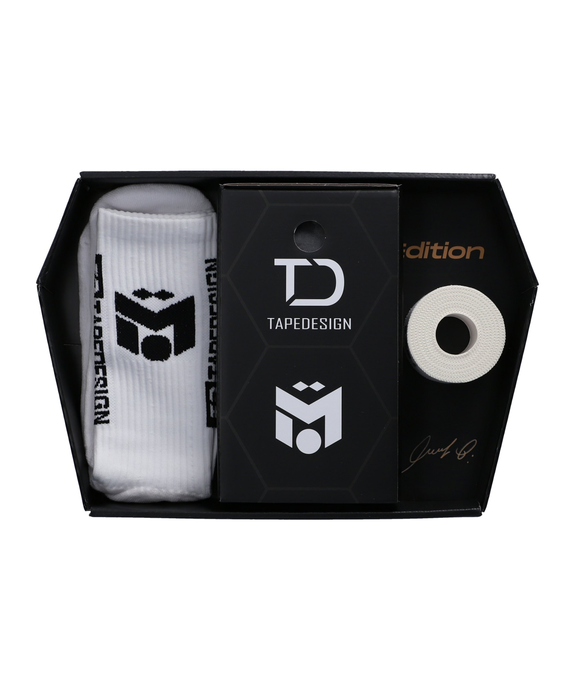 Tapedesign Mesut Özil Players Box Limited Special Edition - schwarz