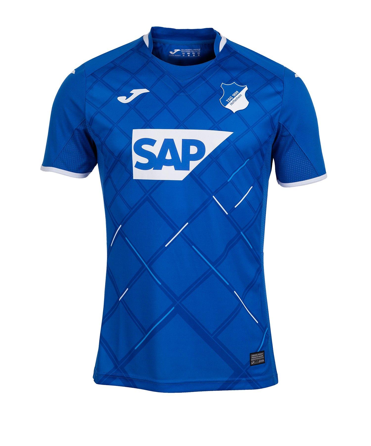 Joma TSG 1899 Hoffenheim Trikot Home 2019/2020 Kids Blau - blau