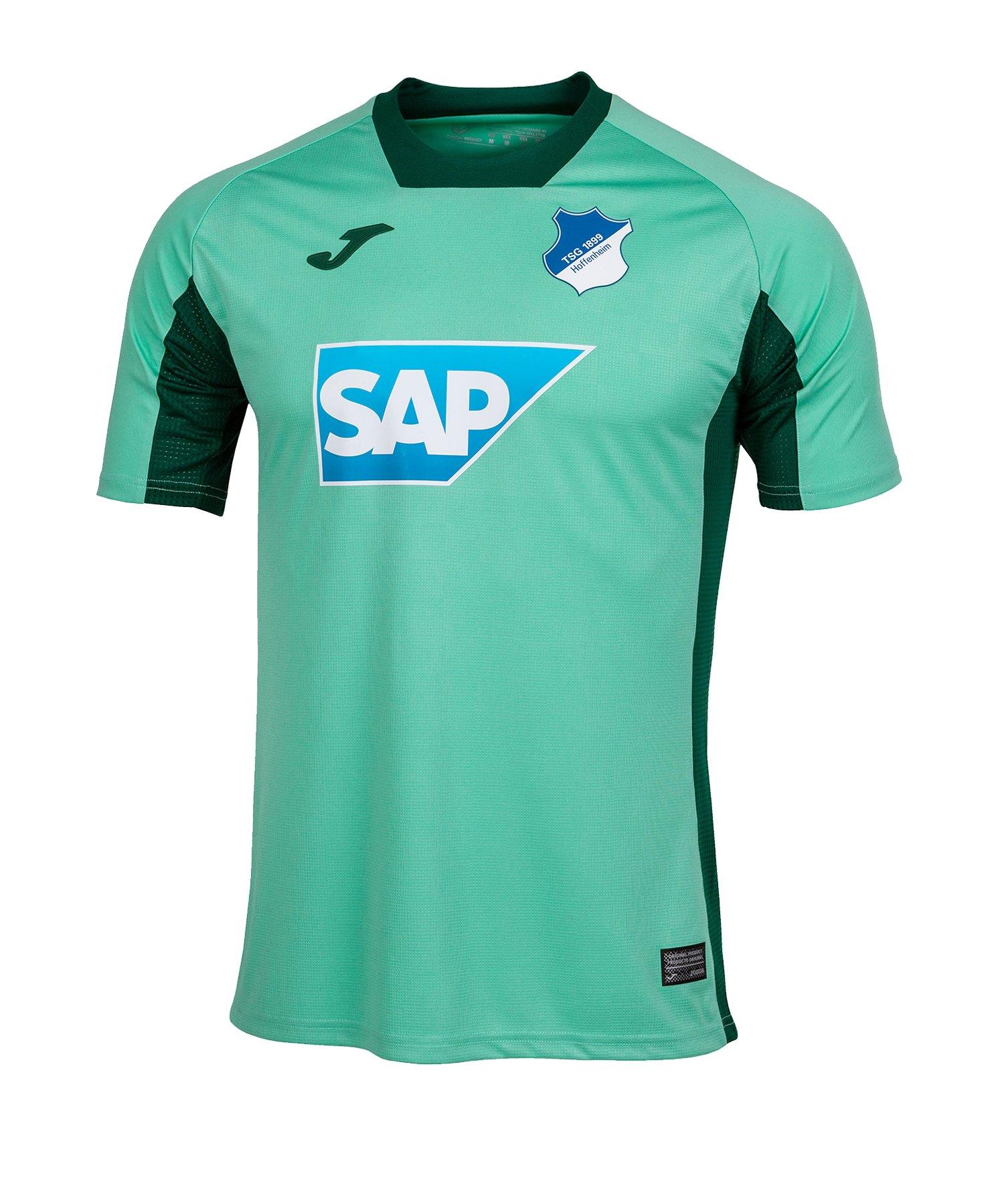 Joma TSG 1899 Hoffenheim Trikot Away 2019/2020 Türkis - tuerkis