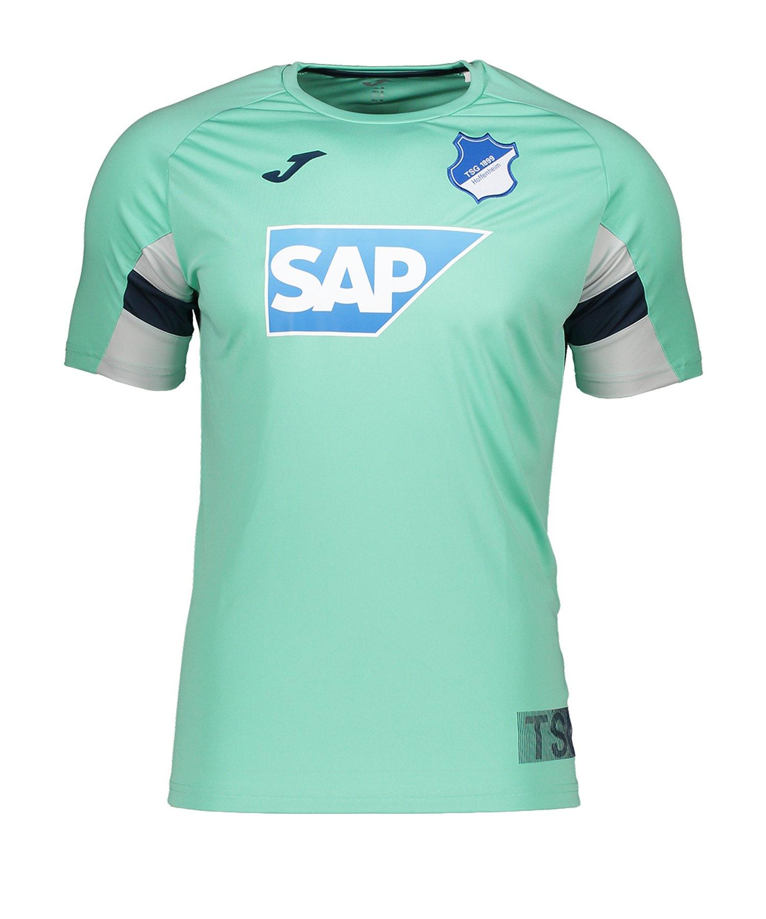Joma TSG 1899 Hoffenheim Trainingsshirt Türkis - tuerkis