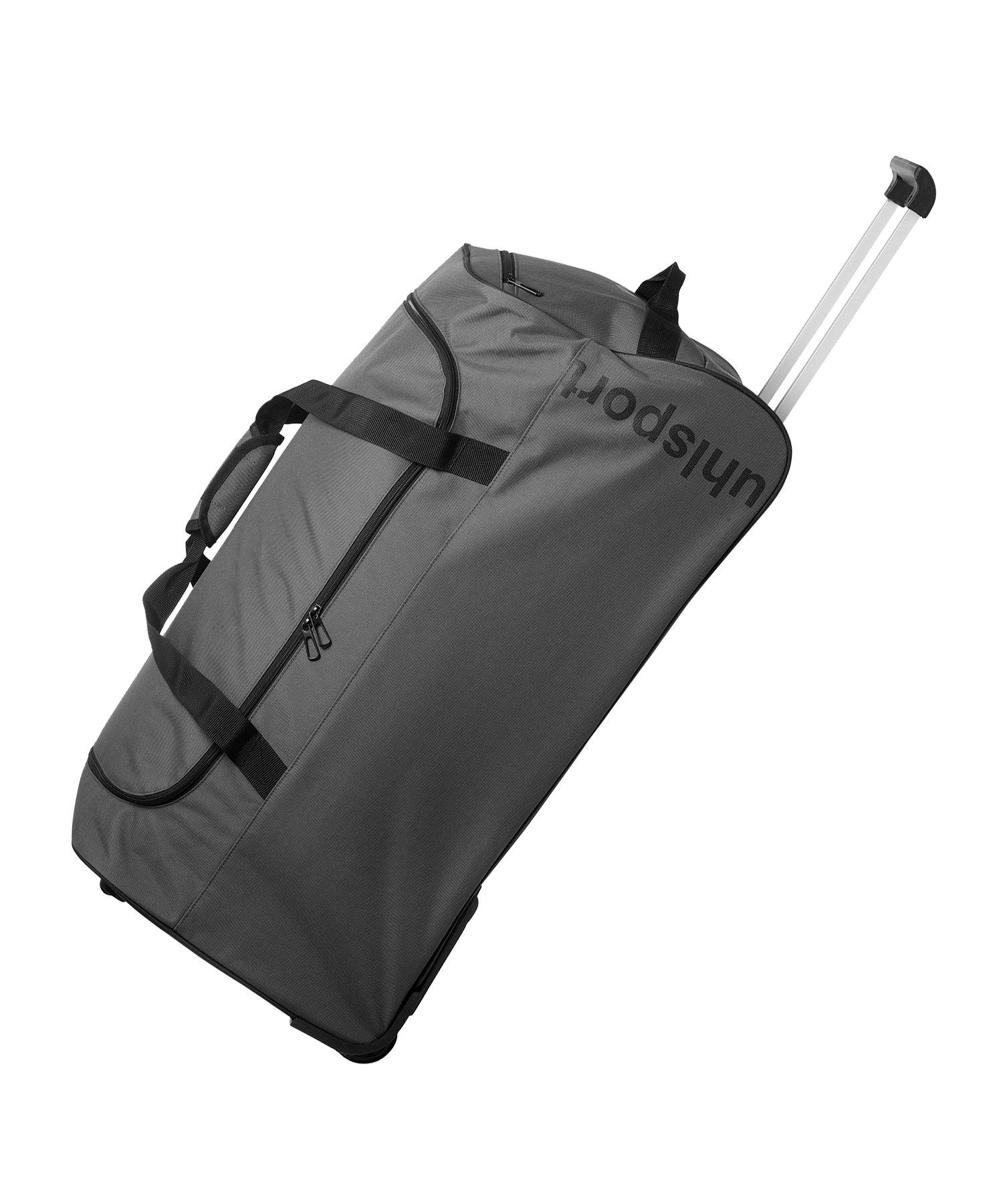 Uhlsport Essential 2.0 Traveltrolley 60 Liter F01 - grau