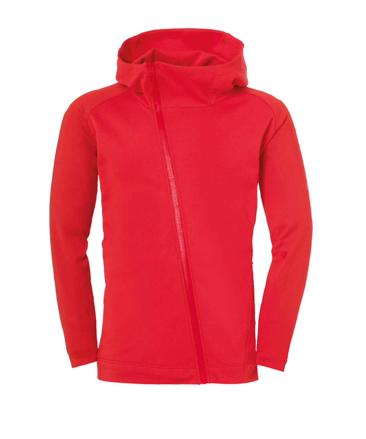 Uhlsport Essential Pro Kapuzenjacke Rot F04 - Rot