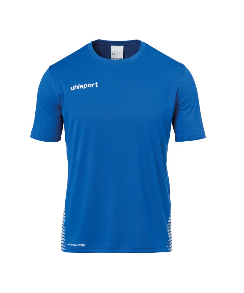 Uhlsport Score Training T-Shirt Blau Weiss F03 - blau