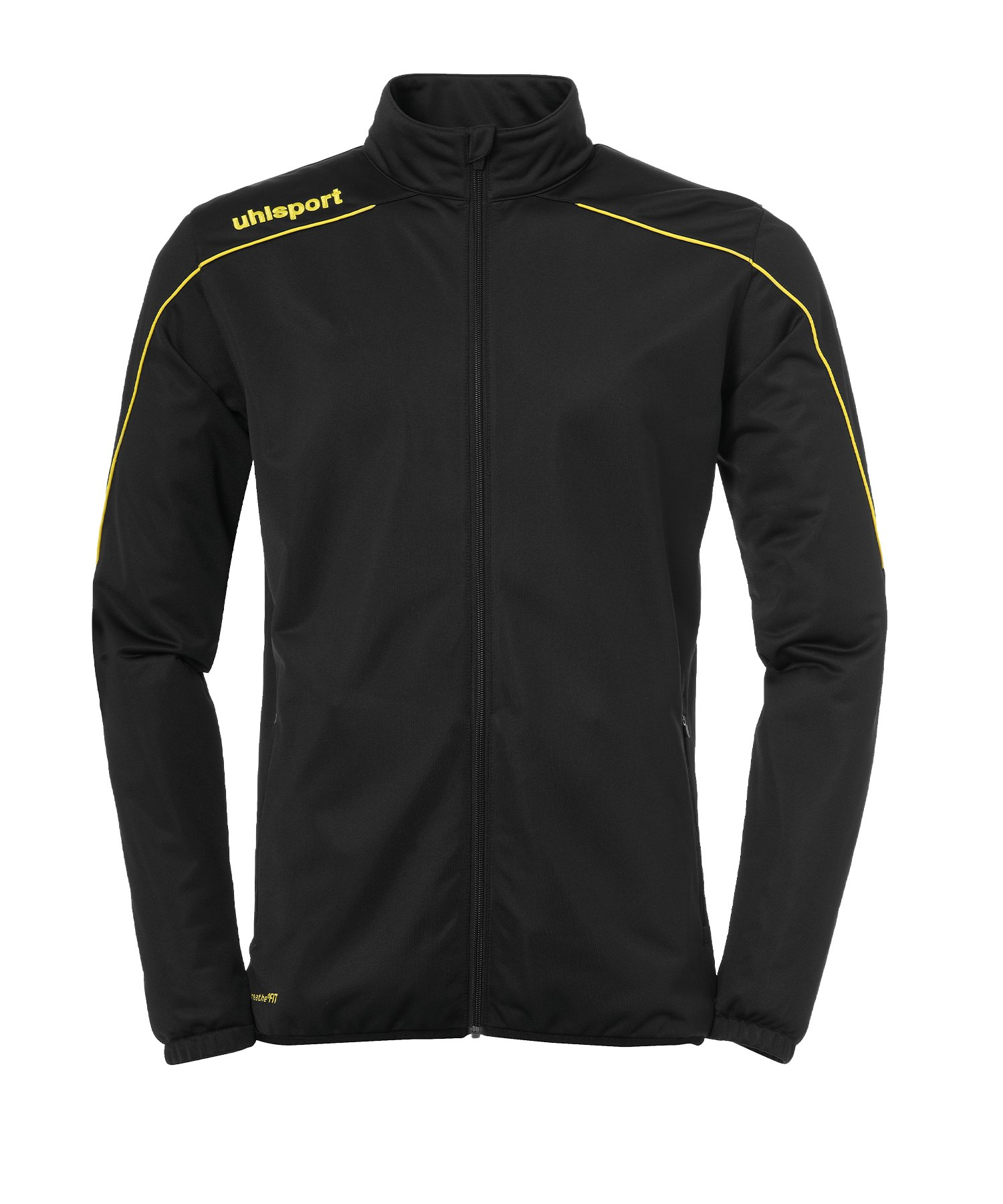 Uhlsport Stream 22 Trainingsjacke Classic Kids F23 - Schwarz
