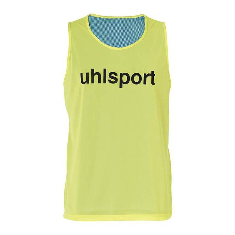 Uhlsport Wende-Markierungshemd Gelb Blau F01 - gelb