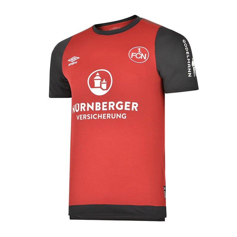 Umbro 1. FC Nürnberg Trikot 3rd 2019/2020 Grau - grau
