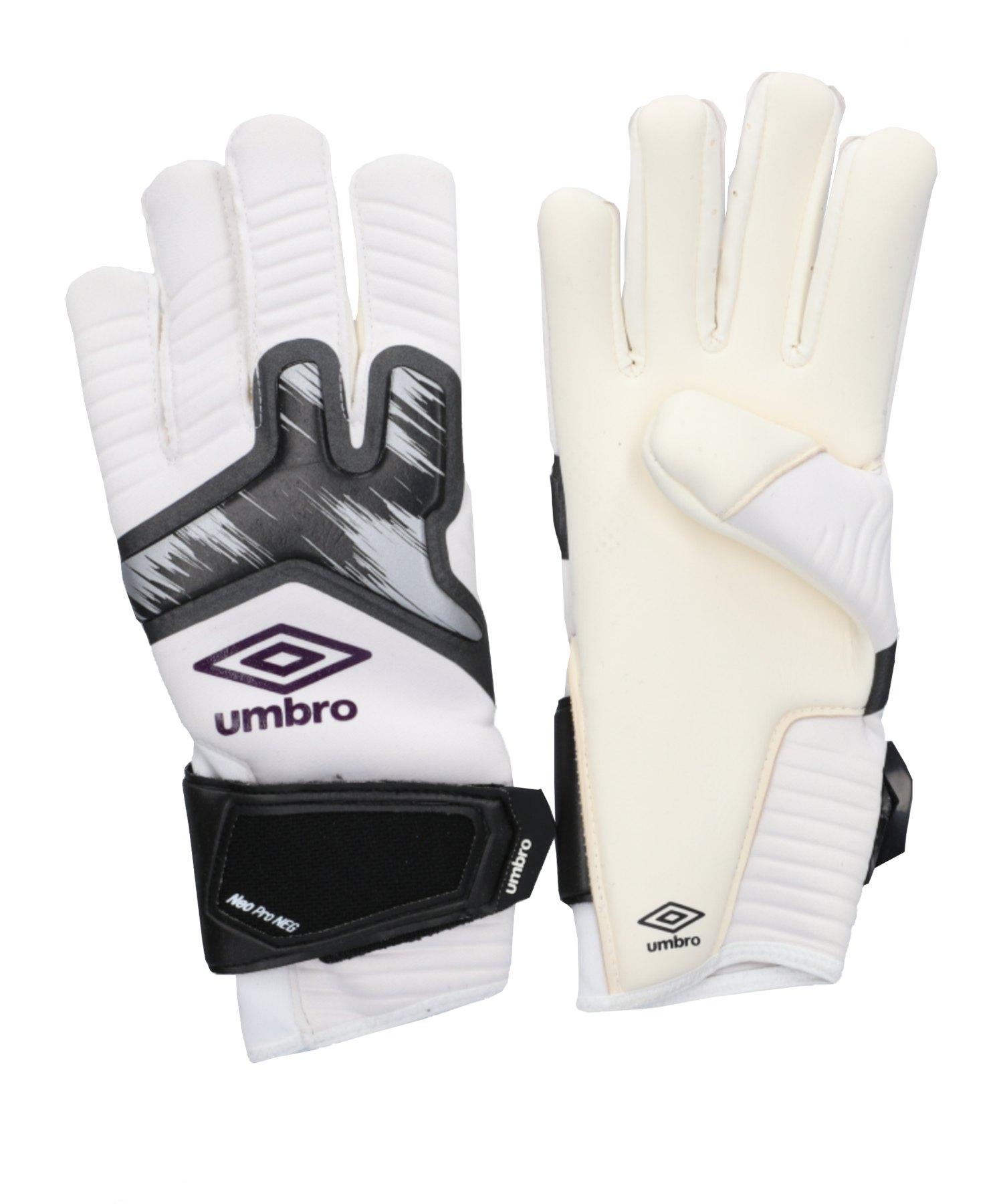 Umbro Neo Pro NC TW-Handschuh Weiss FHPQ - Weiss