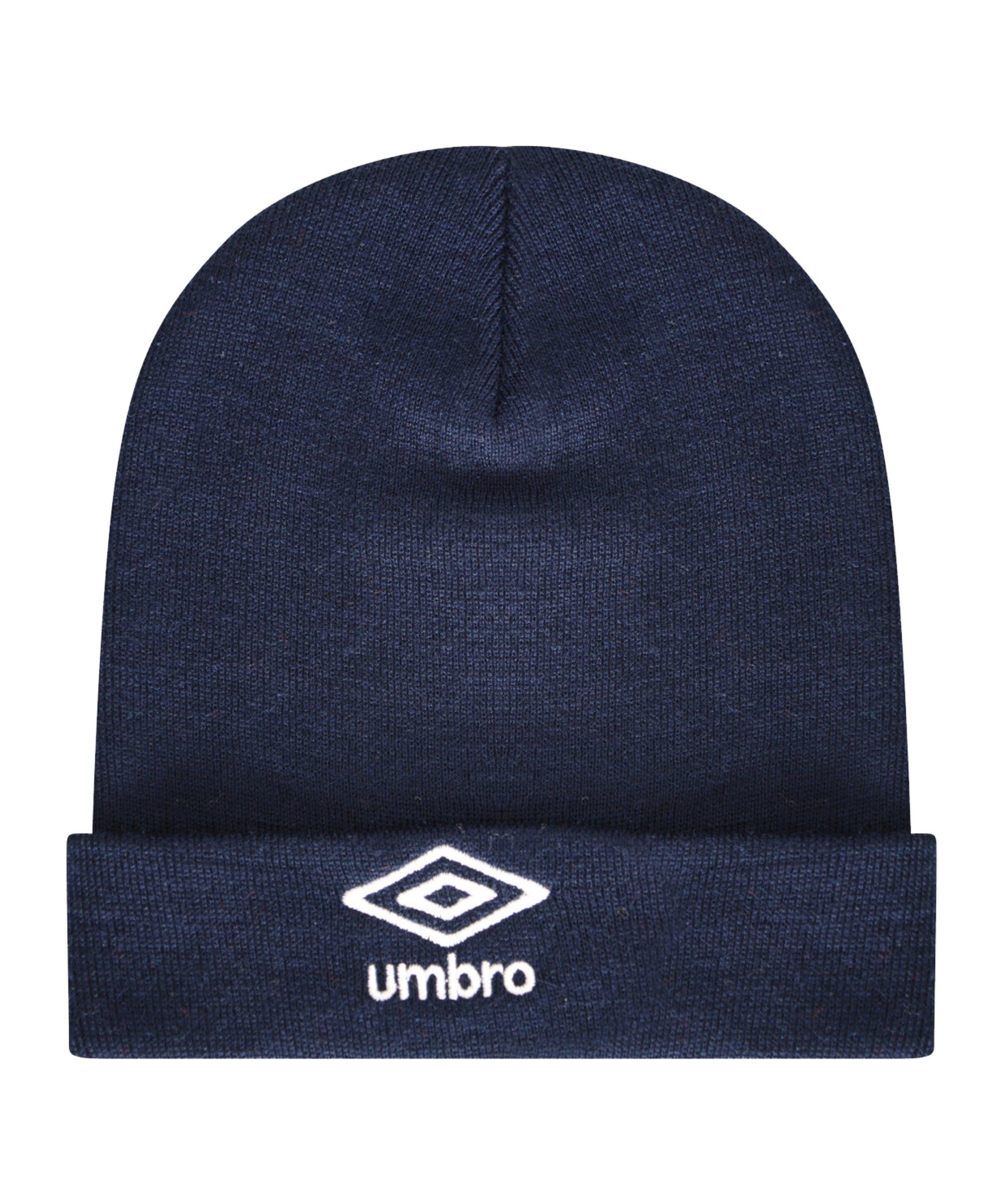 Umbro Ski Mütze Dunkelblau FN84 - blau