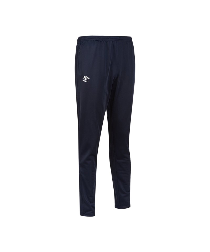 Umbro Club Essential Poly Pant Kids Blau FY70 - blau